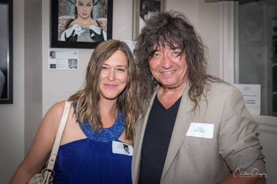 Isabelle Turcotte et René Lalonde