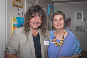 René Lalonde et Céline Poirier