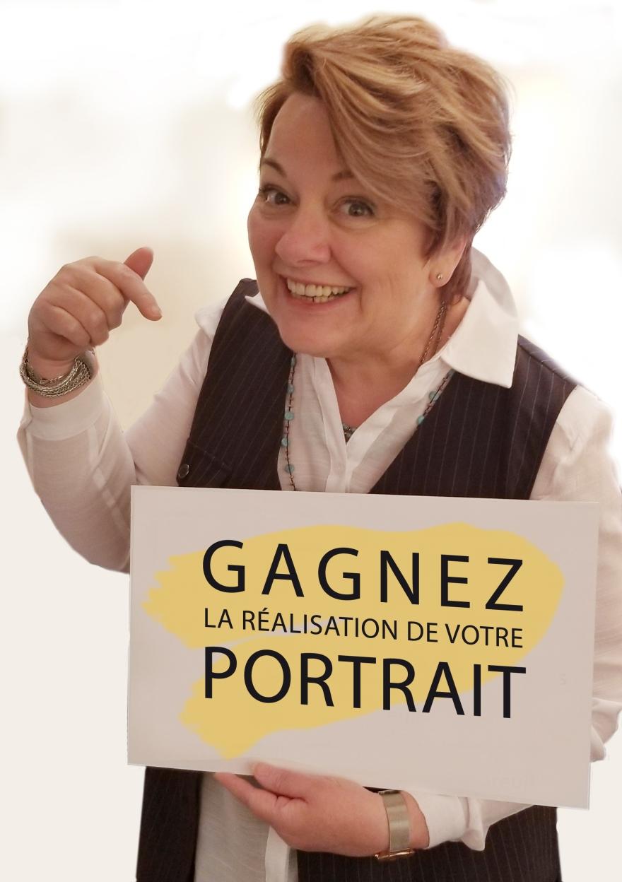 sonia isabelle concours portrait