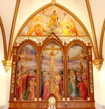 Eglise StFrancoisXavier winooskiE